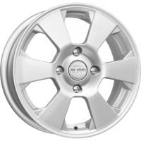 K&K KC718 6x15 4x114.3 ET 44 Dia 56.6 (silver)
