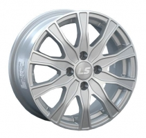 LS Wheels 168 6.5x16 4x100 ET 36 Dia 60.1 (silver)