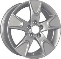 LS Wheels SK18 6x15 5x112 ET 47 Dia 57.1 (silver)