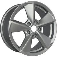 LS Wheels VW140 6.5x16 5x100 ET 43 Dia 57.1 (silver)