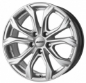 Alutec W10 8.5x19 5x130 ET 55 Dia 71.5 (polar silver)