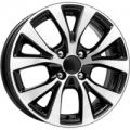 K&K KC685 (Hyundai) 6x15 4x100 ET 48 Dia 54.1 (silver)