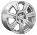 LegeArtis A43 7.5x17 5x112 ET 45 Dia 66.6 (silver)
