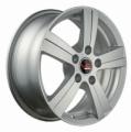 LegeArtis VW58 6.5x16 5x120 ET 62 Dia 65.1 (silver)