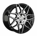 LS Wheels 785 6.5x15 4x100 ET 40 Dia 60.1 (BKF)