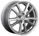 LS Wheels LX12 8.5x18 5x114.3 ET 50 Dia 60.1 (silver)