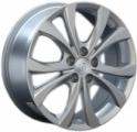 LS Wheels MZ23 7.5x18 5x114.3 ET 60 Dia 67.1 (silver)