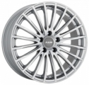 Mak Starlight 8x18 5x112 ET 45 Dia 66.6 (silver)